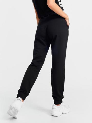 Спортивные брюки женские черные