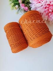 Морковный Полиэфирный шнур 4 мм
