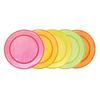 Набор детских пластиковых тарелок 5 шт.