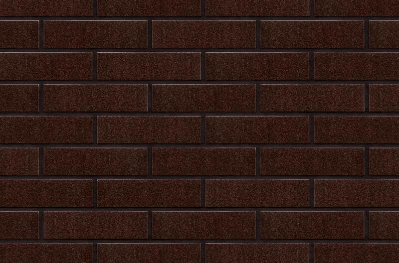 King Klinker - Brown glazed (02), Free Art, 65x250x10, RF - Клинкерная плитка для фасада и внутренней отделки