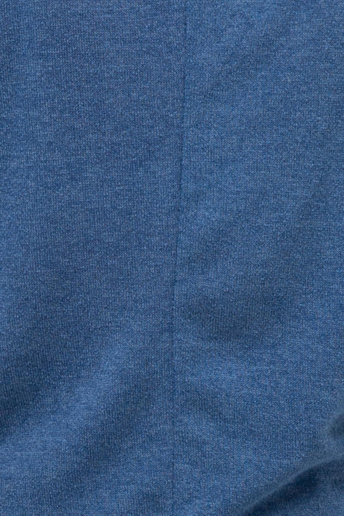 Свитер для беременных 03806 морская волна
