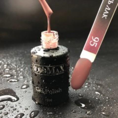 Гель лак с ароматом клубники №95, 12 мл