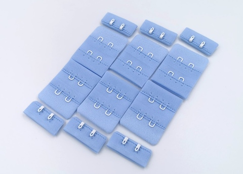 Застежка, 2х2, голубая мечта, (Арт: Z2-036), шт