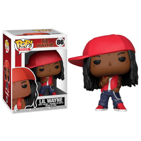 Фигурка Funko POP! Lil Wayne || Лил Уэйн