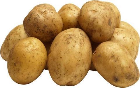 Картошка 1 кг.