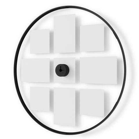 Фоторамка настенная Infinity 52 x 52 см черная