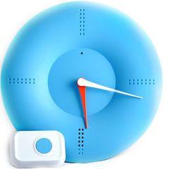 LeFutur Часы -дверной звонок (голубой) LF19423-b