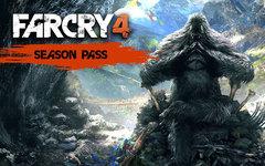 Far Cry 4 Season Pass (для ПК, цифровой ключ)