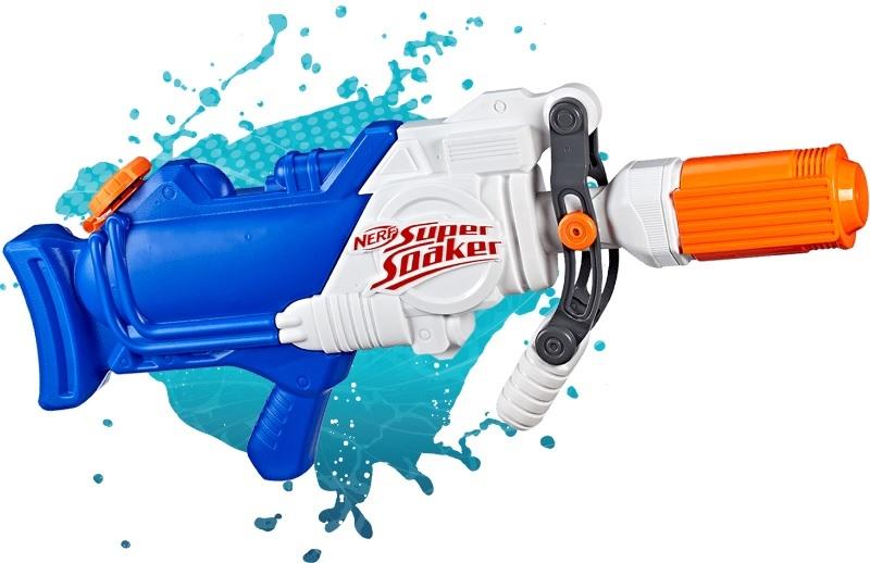 Nerf Водяной бластер Гидра Super Soaker