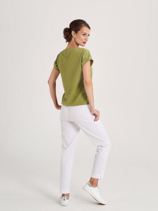 Стильная блуза женская