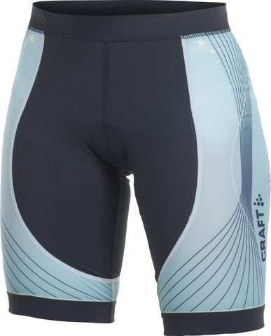 Велошорты Craft Performance Bike Tour женские темно-синие