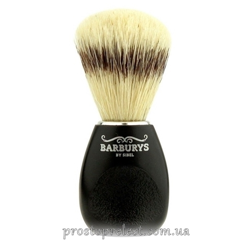 Barburys Shaving Brush Ergo - Кисть для гоління