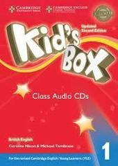 Kid's Box Upd 2Ed 1 Audio CD лиц.