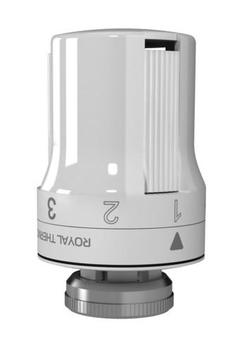 Термоголовка жидкостная, M30 x 1,5 Royal Thermo