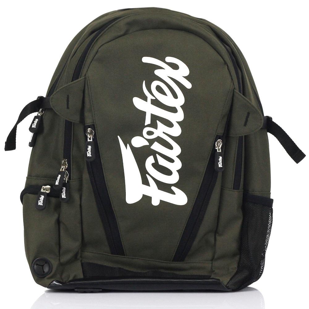Рюкзаки Рюкзак Fairtex Backpack BAG8 Jungle Green 1.jpg