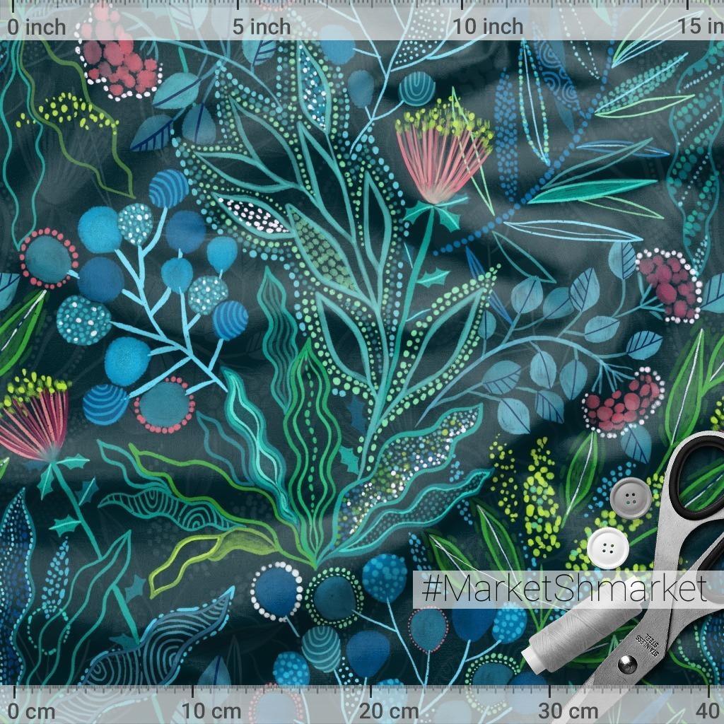 Флора Австралии. Лето и цветы