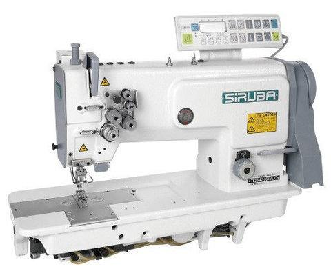 Двухигольная прямострочная швейная машина T828-45-064H/C | Soliy.com.ua
