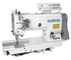 Фото: Двухигольная прямострочная швейная машина T828-45-064H/C