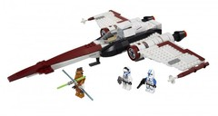 Lego Звездные войны Истребитель Z-95 (75004)