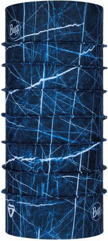 Тонкая зимняя бандана-трансформер Buff Thermonet Icescenic Blue