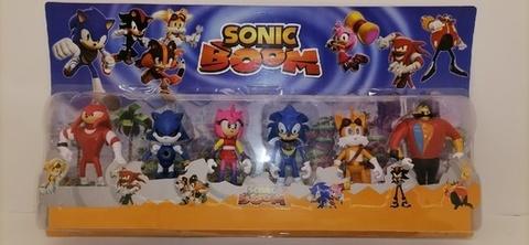 Набор игрушек Соник и его друзья
