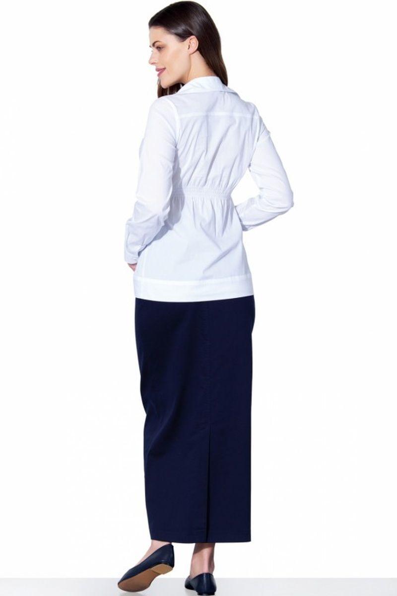 Рубашка для беременных 01323 белый