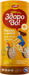 """Слайсы """"Здорово!"""" пшеничные подсоленные 150 г"""