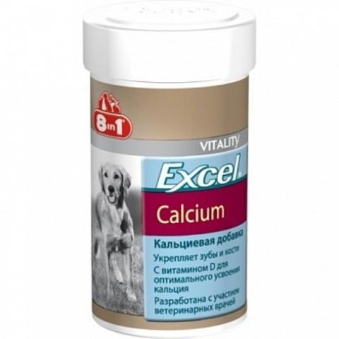 8 in 1 EXCEL витамины Кальциум для собак   155 таблеток