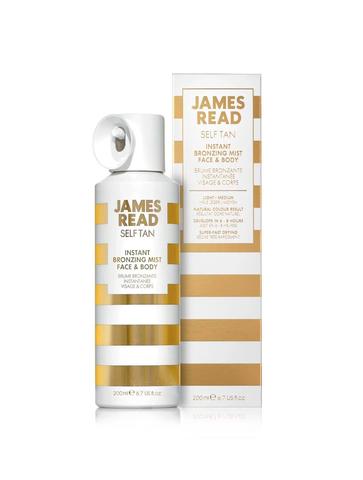 James Read Спрей-автозагар для лица и тела Instant Bronzing Mist Face & Body