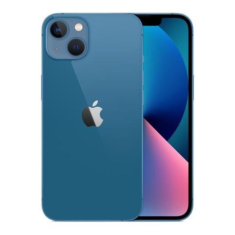 iPhone 13, 512 ГБ, синий
