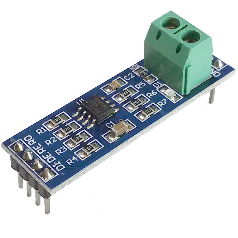 MAX485 Конвертирующий модуль TTL-RS-485