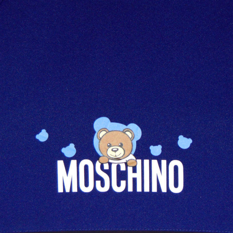 Зонт мини Moschino 8042-F Shadow bear