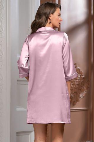 Рубашка на пуговицах MIA-Amore Julia Джулия 8737 пудра