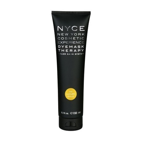 Маска тонирующая Dye Mask Therapy 33 Luxury Gold — 150 мл