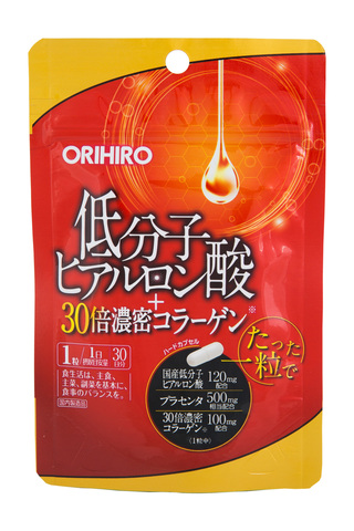 Orihiro Низкомолекулярная гиалуроновая кислота + коллаген