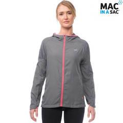 Куртка Mac in a Sac Ultra unisex Shadow