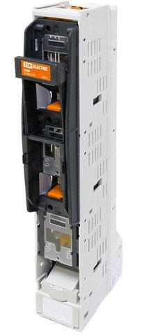 Планочный выключатель-разъединитель с функцией защиты одна рукоятка ППВР 3/185-6 3П 630A TDM