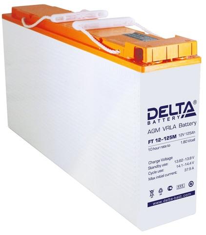 Аккумулятор Delta FT 12-125 M