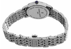 Часы женские Frederique Constant FC-206MPWD1S6B Slimline Ladies