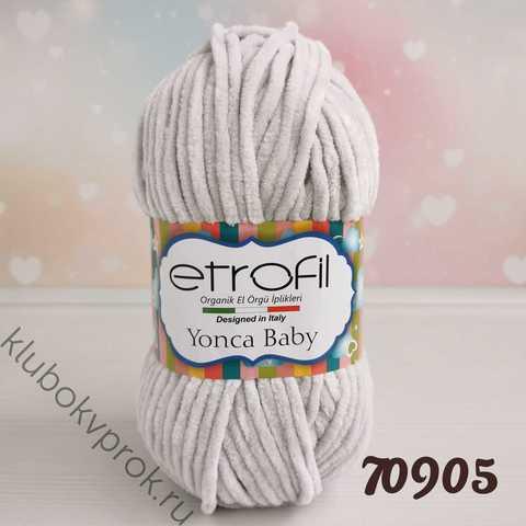 ETROFIL YONCA BABY 70905, Светлый серый