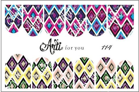 Слайдер Arti for You №114 РА