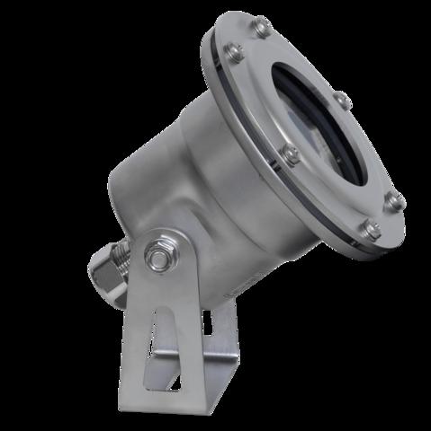 Светильник для фонтана ULV409-RGB-PWM-2Co-VL Submersible LED Light 20W/12-24V/22gr/822m/2cab.o. 10-15 mm