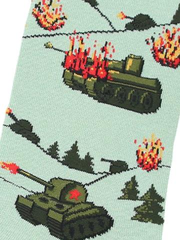 Носки Танковый бой