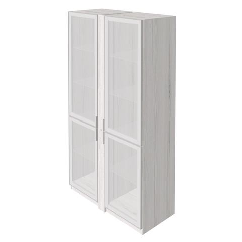 TS-44+TS-07.1+TS-08.1 Шкаф со стеклянными дверьми