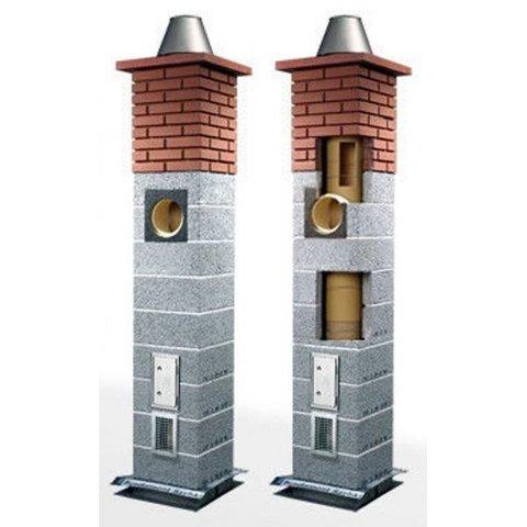 Только качественный дымоход – комфорт и безопасность жилья