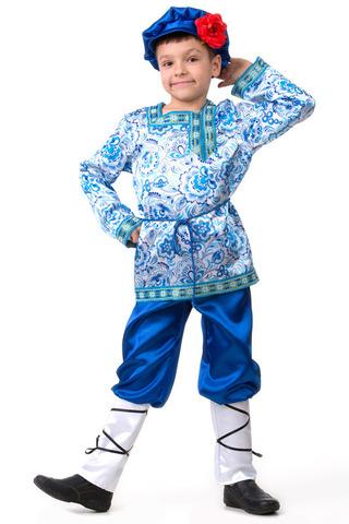 Детский Карнавальный костюм Вася-Васлек