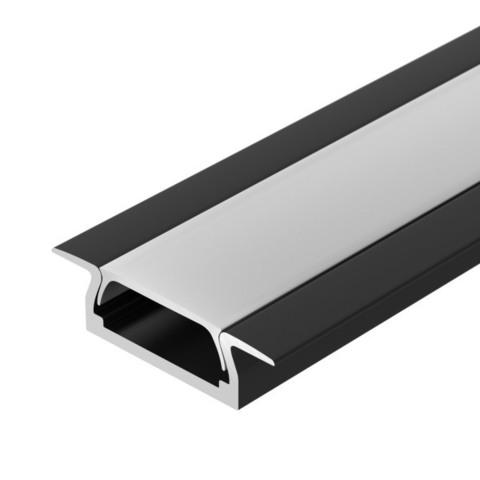 Профиль MIC-F-2000 ANOD Black (ARL, Алюминий)