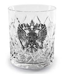 Подарочный набор хрустальных стаканов для виски Премьер, фото 2