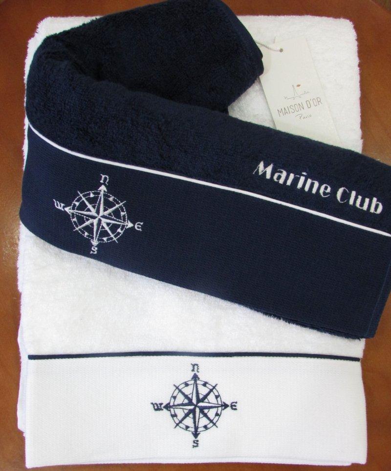 Полотенца MARINE CLUB-МАРИН КЛАБ полотенце махровое Maison Dor Турция МАРИНЕ_КЛАБ.jpg