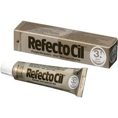 RefectoCil, Краска для бровей и ресниц № 3.1 Светло-коричневая, 15 мл